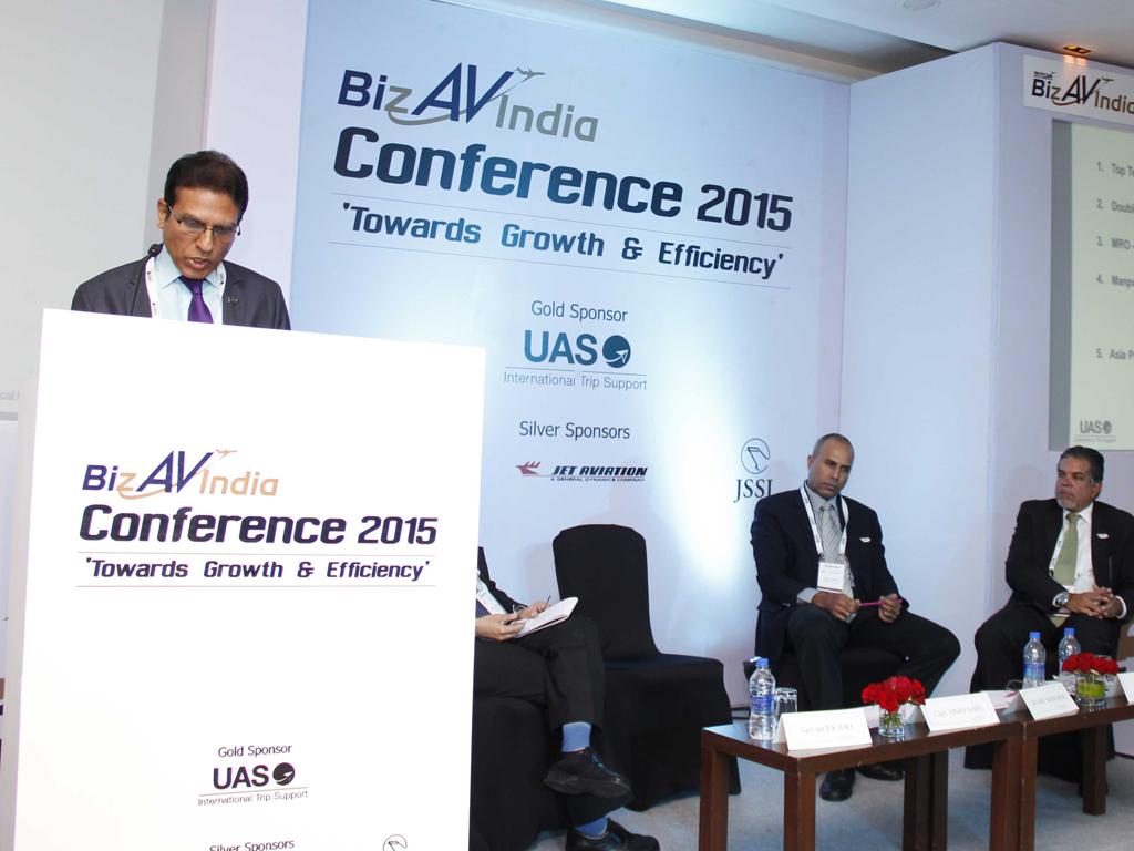 BizAvIndia Conference 2015
