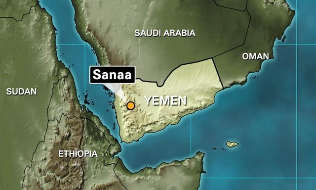 Yemen Airspace A 'Restricted Zone' According To Saudi-led Coalition