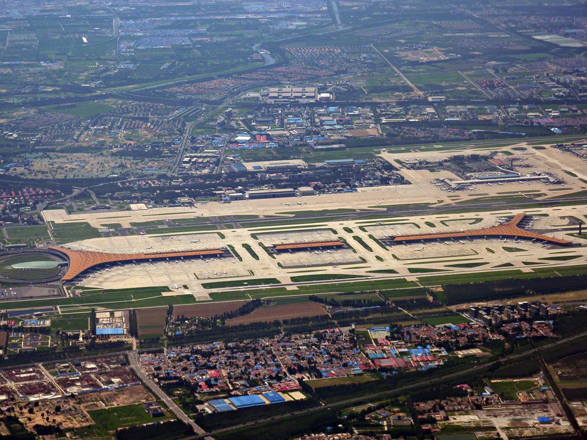 Beijing Airport / ZBAA