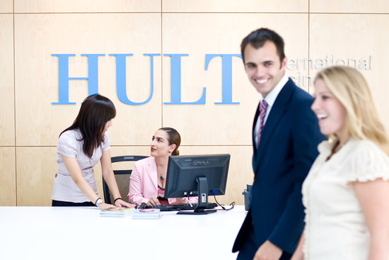UAS Participates In Mentoring Program With Hult, New York