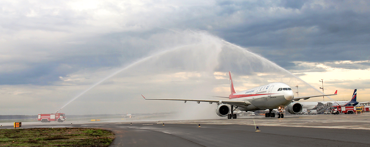 Sichuan Airlines Begin Direct Flights To Moscow