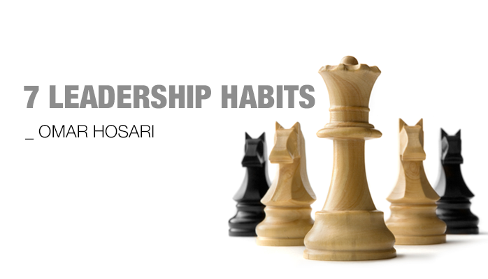 7 Leadership Habits