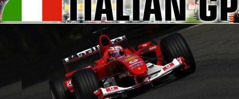 Italian Formula 1 Grand Prix