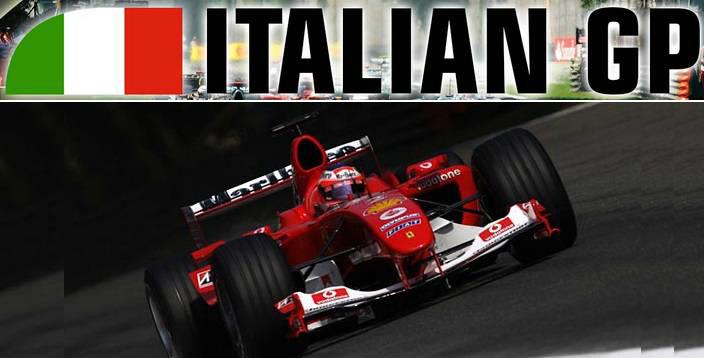 Italian Formula 1 Grand Prix 2015, Monza