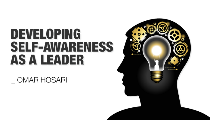 Developing Self-Awareness As A Leader: 5 Simple Steps