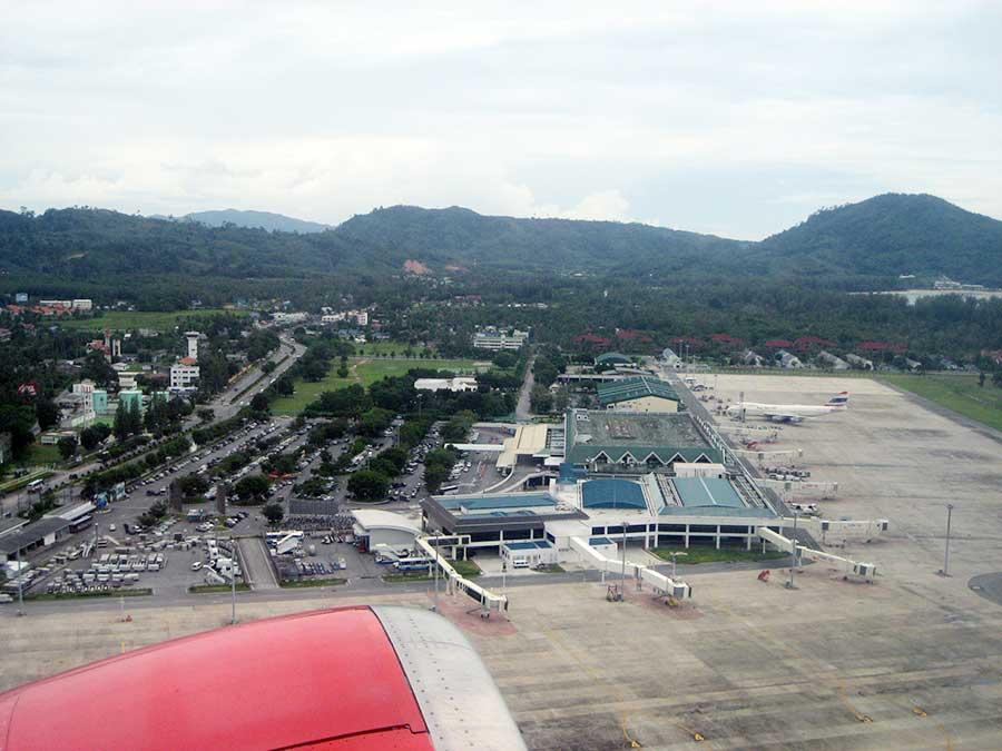 Phuket Airport / VTSP
