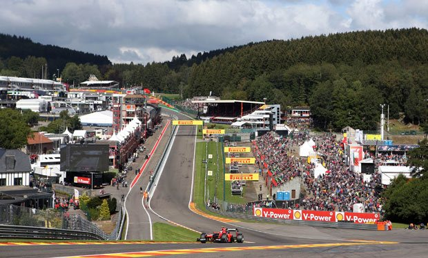 Tips And Trips: Belgian Grand Prix