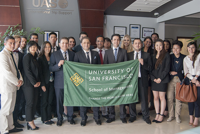 UAS Teams Up With University Of San Francisco For Global Immersion Program