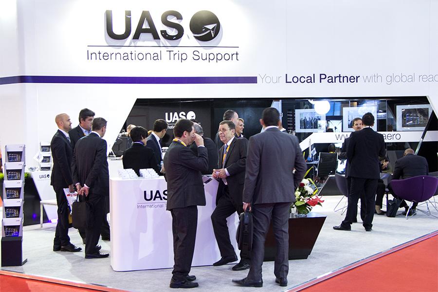 UAS Has A Lot To Celebrate At MEBA 2014