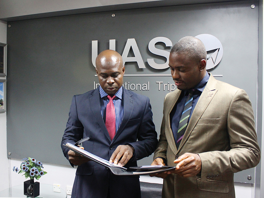 UAS Launches Regional Office Lagos Nigeria