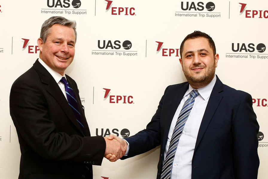 UAS And EPIC Aviation Forge A Strategic Alliance