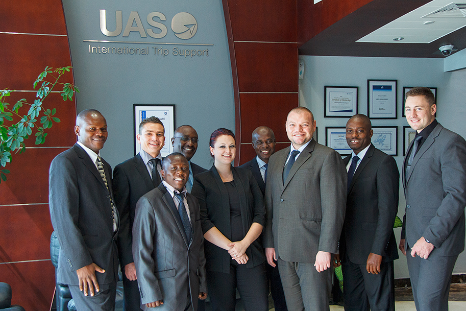 UAS Launches Africa Headquarters Johannesburg South Africa