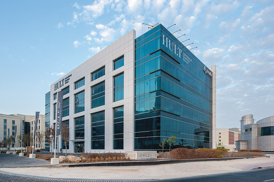 UAS And Hult International Business School Collaborate On Dubai Action Project