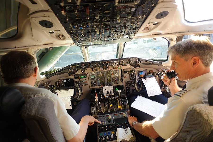 Flight Operations To San Diego