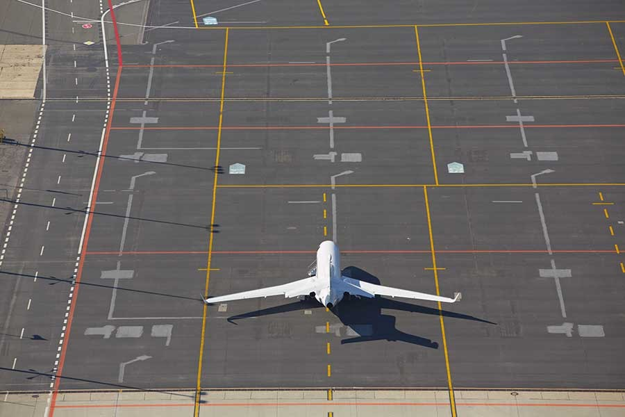 Runway Slot Image