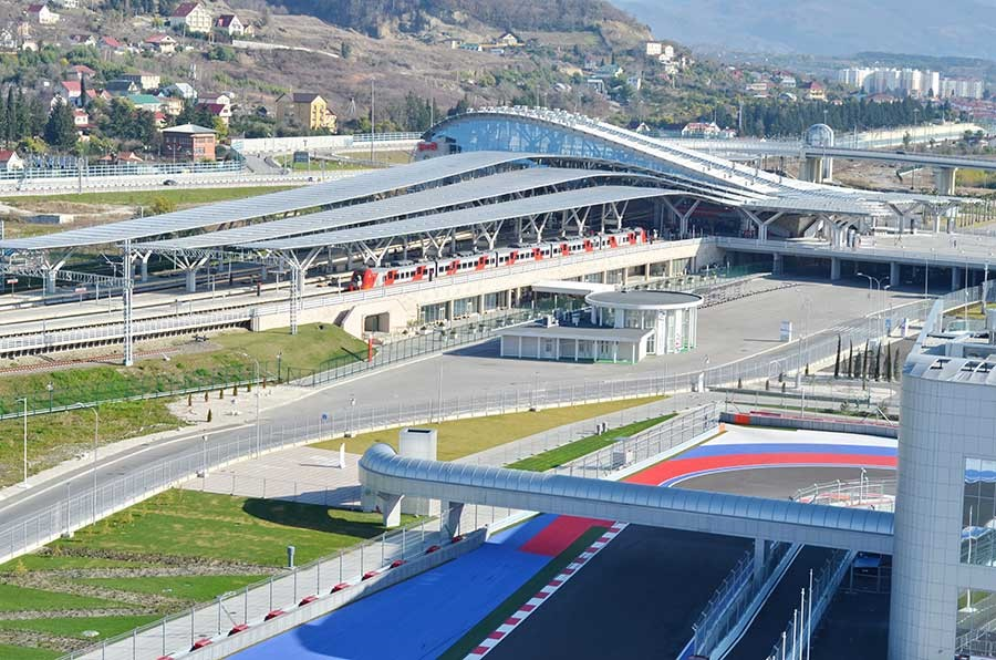 Flight Operations To Sochi – Russian Grand Prix
