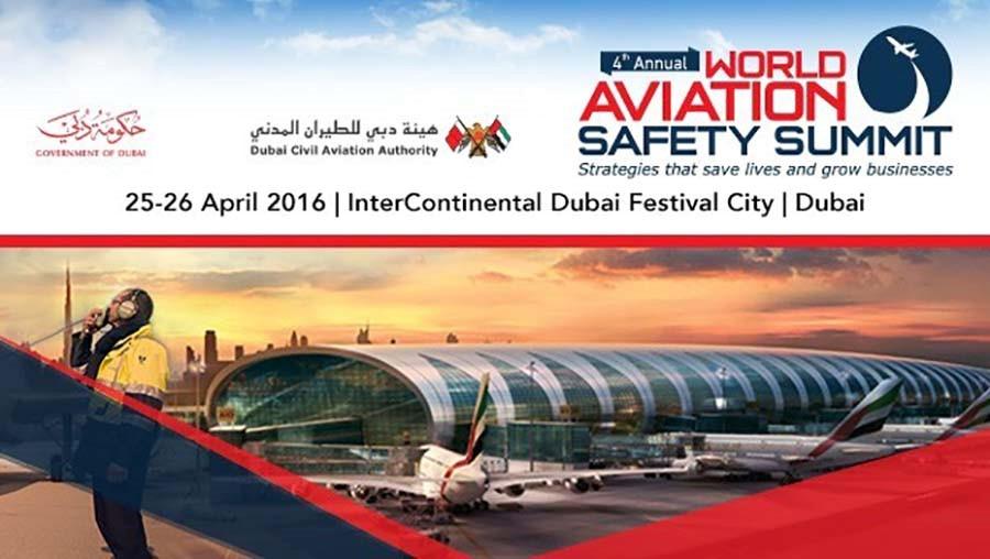 Flight Operations To Dubai – World Aviation Safety Summit