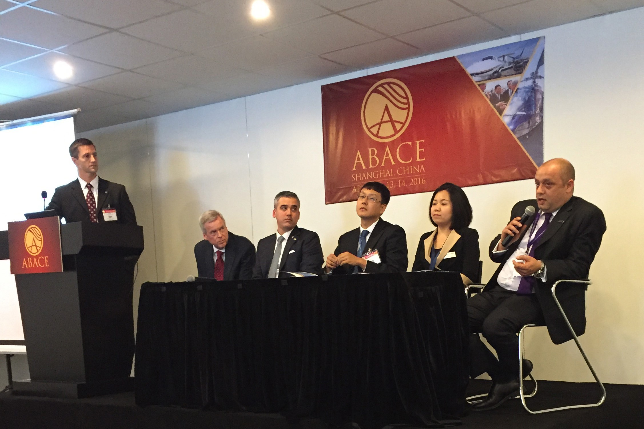 UAS Highlights Best Practice For International Operations At ABACE 2016