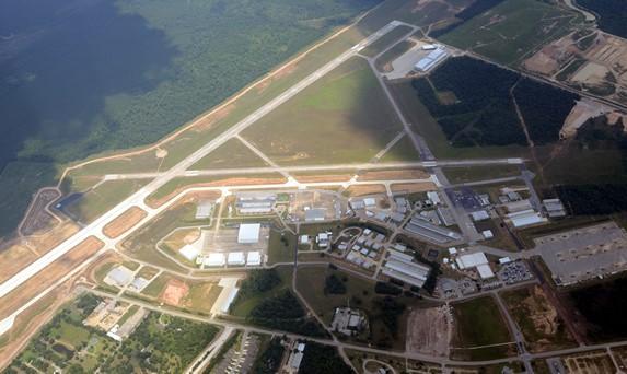 Houston Reliever Airport
