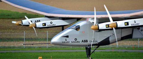 Solar Impulse 2 Completes Historic Flight