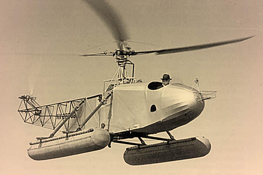 Celebrating Aviation Legends: Igor Sikorsky