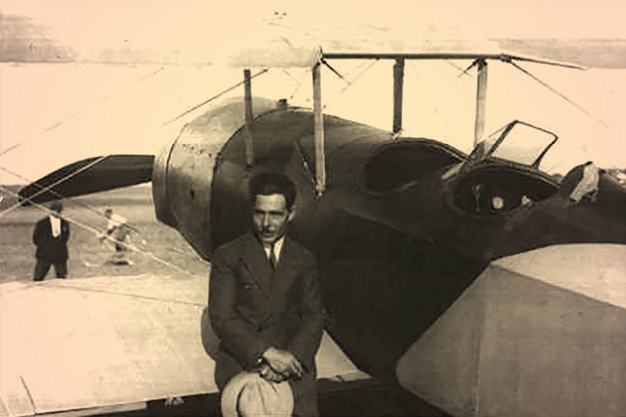 Celebrating Aviation Legends: Vecihi Hurkus