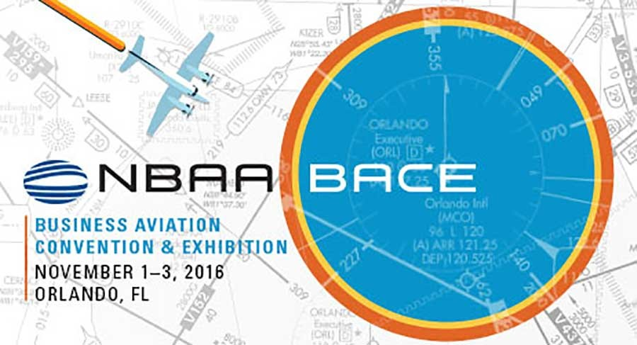 Flight Operations To Orlando, Florida NBAA-BACE 2016
