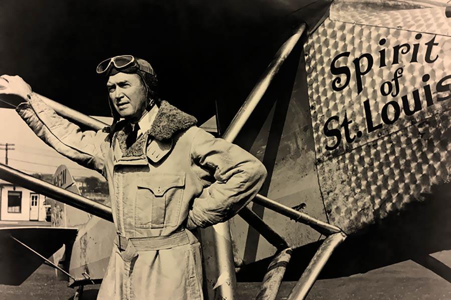 Celebrating Aviation Legends: Charles Lindbergh