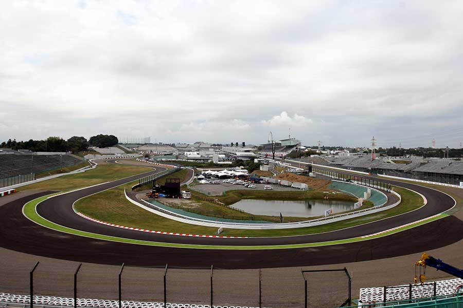 Flight Operations To Suzuka: Japanese Grand Prix