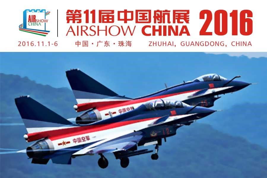Flight Operations To Airshow China 2016 – Zhuhai