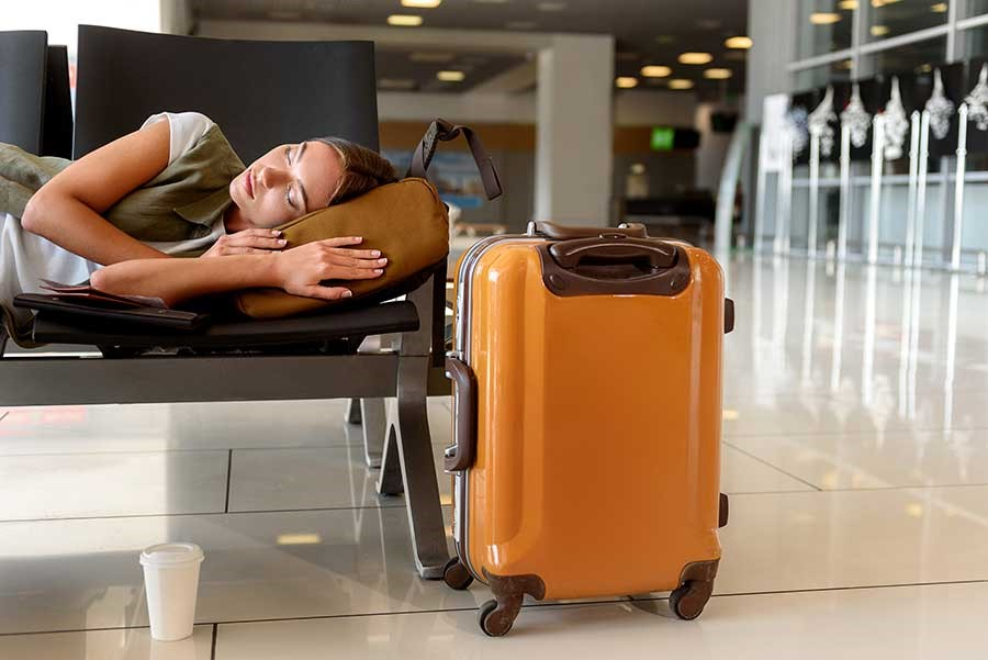 How To Minimize The Effects Of Jet Lag
