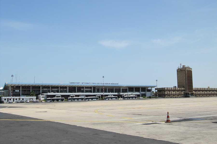 Léopold Sédar Senghor International Airport GOOY