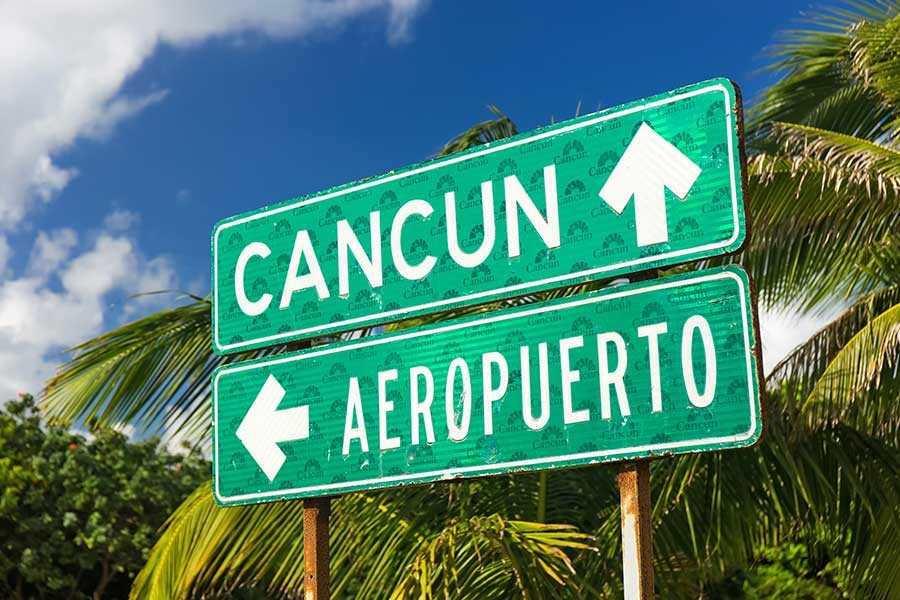 Flight Operations To Cancun Mexico