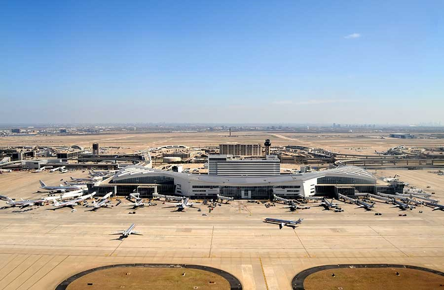 Flight Operations To Fort Worth, Texas