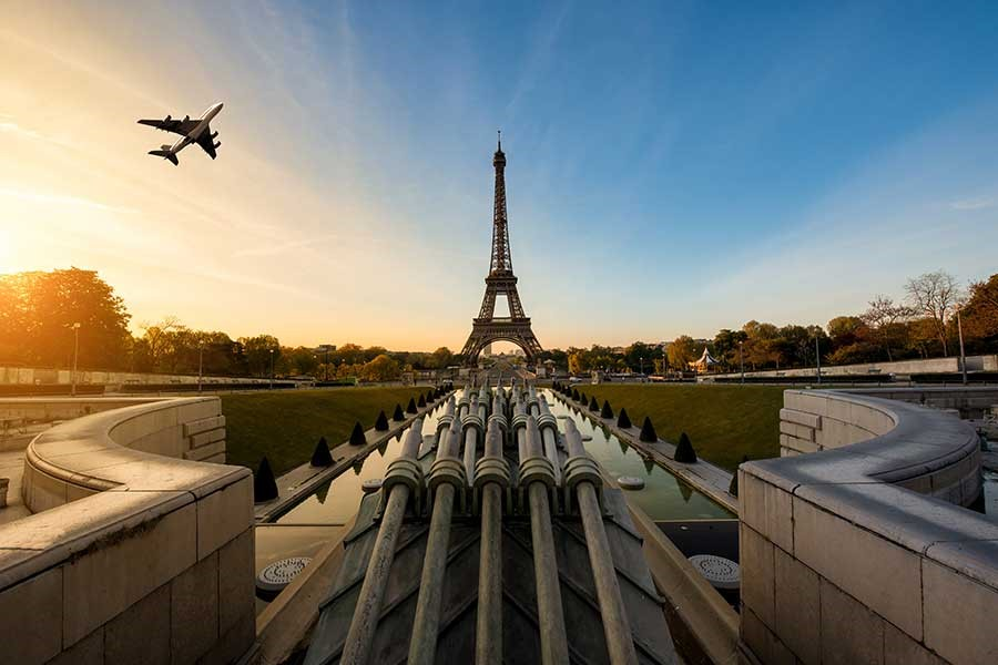 Accessing Paris' Top 3 Airports