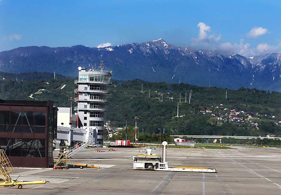 Flight Operations To Sochi