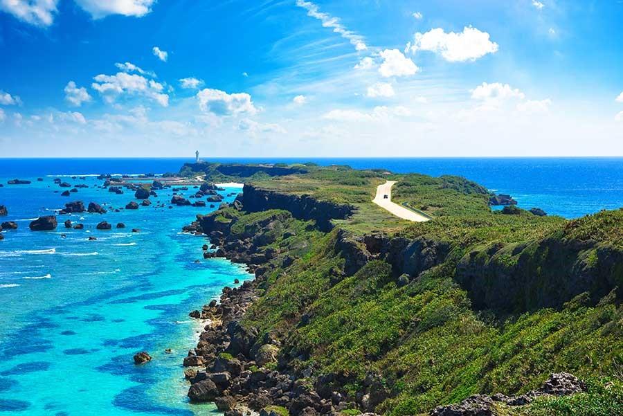 Flight Operations To Okinawa, Japan
