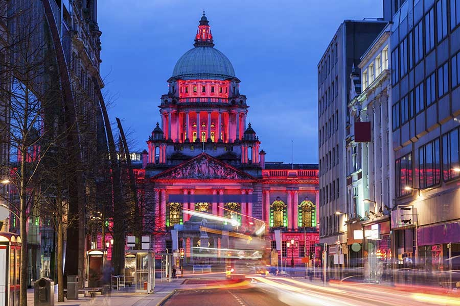 Flight Operations To Belfast – Routes Europe 2017
