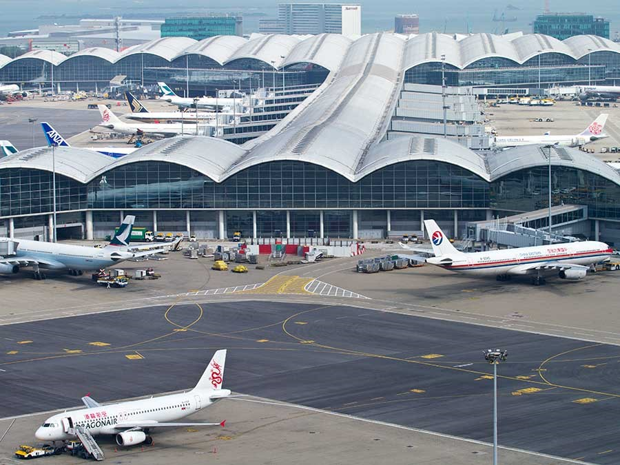 Disinfection At Hong Kong For Aircraft From Zika Infected Areas