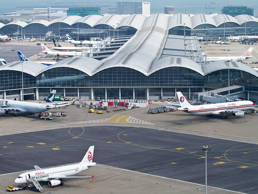 Disinfection At Hong Kong For Aircraft From Zika Infected Areas