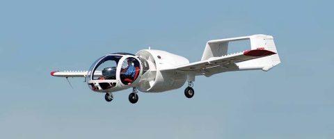 Unique Flying Machines