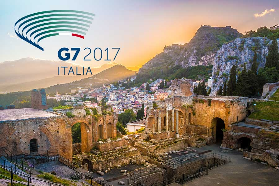 Flight Operations To Sicily – G7 Summit