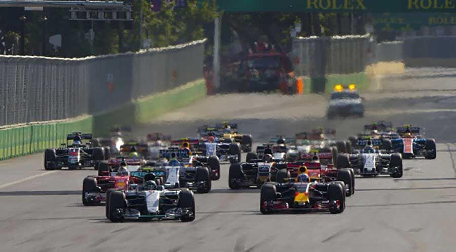 Getting To The Austrian Grand Prix