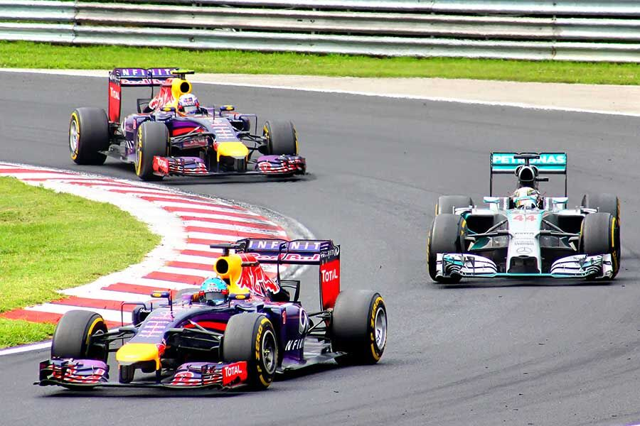 Getting To The F1 Hungarian Grand Prix