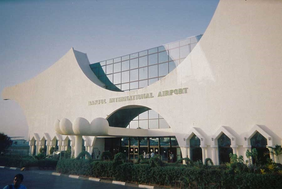Banjul International Airport GBYD