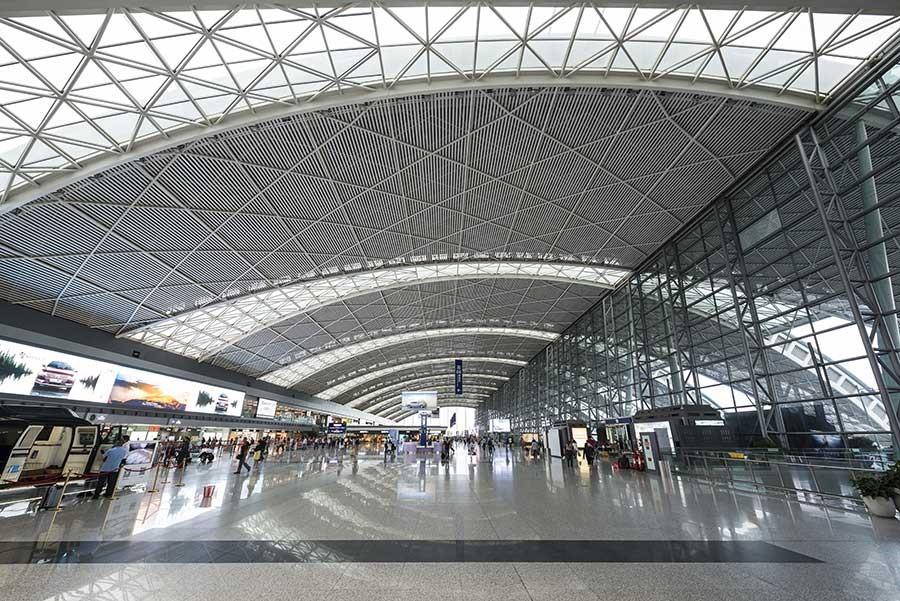 Chengdu Shuangliu International Airport ZUUU