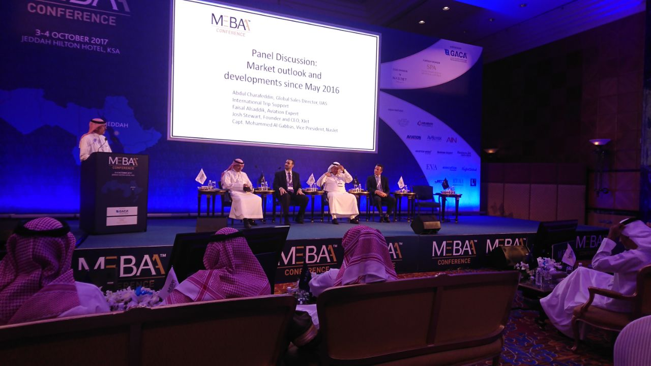 UAS Discusses Saudi Market At MEBAA Jeddah
