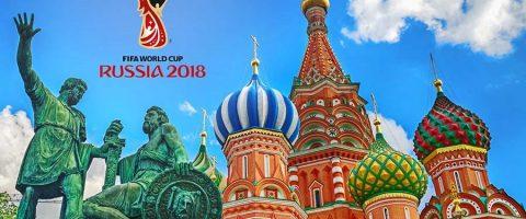 World Cup 2018 Part 2 - Sheremetyevo Airport