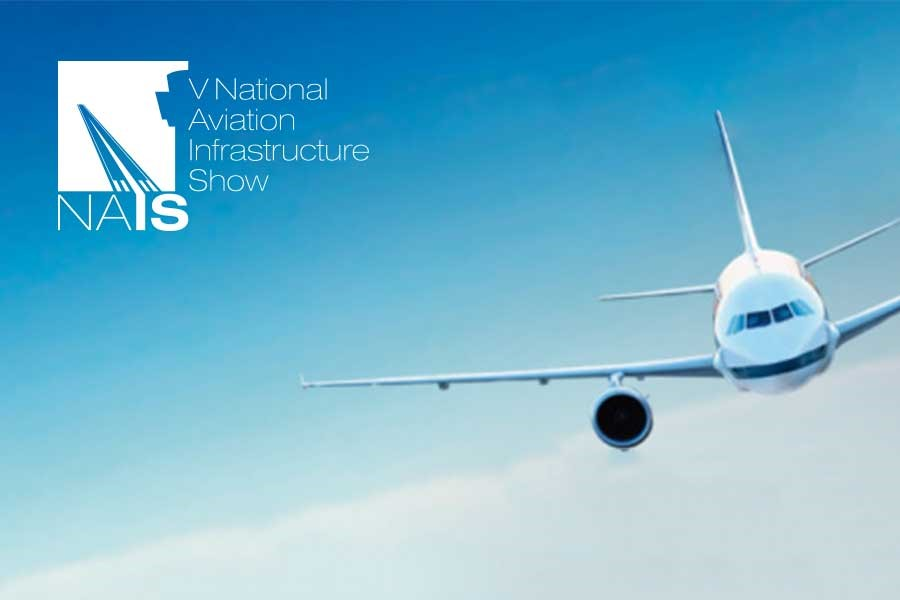 NAIS National Aviation Infrastructure Show 2018