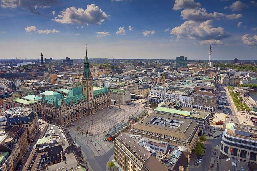 Flight Ops To Hamburg Airport